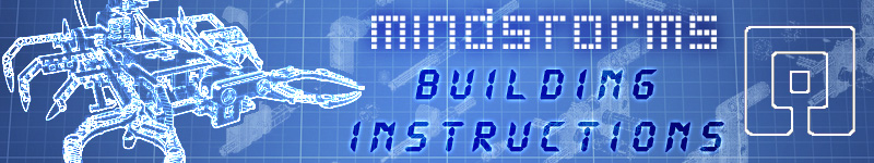 Mindstorms NXT building instructions